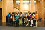 Caribbean Youth Ambassadors Pose for a Photo