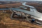 December 6, 2012 Fresh Kills Landfill Flyover, Staten Island, New York