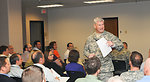 Maj. Gen. Walsh Sacramento District town hall