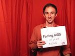 FACING AIDS is my unique mission.