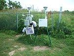 EPA Air Sampling Stations along the Gulf coast