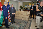 Secretary Kerry and Jordanian Foreign Minister Judeh Address Reporters