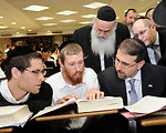 Ambassador Shapiro Visits the Mir Yeshiva
