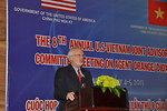 Ambassador David B. Shear speaks at 8th Annual JAC Meeting