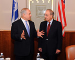 Special Envoy Mitchell Meets With Israeli Prime Minister