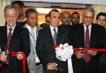 Opening ceremony of India-Afghanistan Innovation Partnership Fair in Kabul.