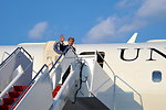 Secretary Kerry Departs for Amman, Jordan