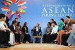 Secretary Kerry Speaks to Students