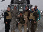 Joe Biden, John Kerry, and Chuck Hagel in Kunar Province