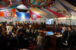 Secretary Kerry Participates in the OAS General Assembly Plenary Session