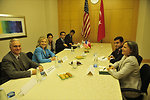 Secretary Clinton Meets With Turkish Opposition Leaders