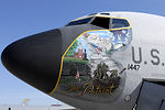 Iowa's KC-135E retires as 'snow bird' in Arizona