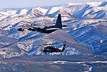 Alaska range, airspace critical to combat training