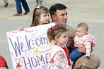 McGuire Airmen return from deployment