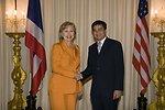 U.S.-Thailand Bilateral Meeting