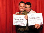 I am FACING AIDS by advocating for HIV prevention in Native communities. I'm FACING AIDS one step at a time.
