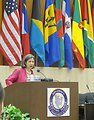 Under Secretary of State Ortero Addresses Caribbean Conference Participants