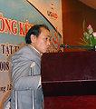 Danang Disability Workshop: Mr. Truong Cong Nghiem