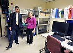 Assistant Secretary Gottemoeller Receives a Tour at the Sandia National Laboratories