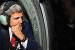 Secretary Kerry Departs Afghanistan