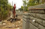 Preparing to replace Napa's Behrens Street Bridge