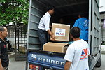 USAID supplies personal protective equipment in Hanoi