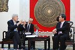 U.S.-Vietnam MOU on Low Emissions Development Strategies Signing Ceremony