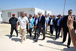 Secretary Kerry Visits the Za'atri Refugee Camp