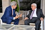 Secretary Kerry Speaks With Palestinian Authority President Abbas