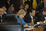 Secretary Clinton Participates in 40th OAS Assembly