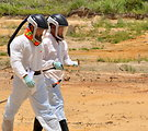 USAID Dioxin Contamination Project Progress: Soil Sampling