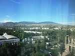 The Dushanbe Landscape From the Dushanbe Hyatt Hotel