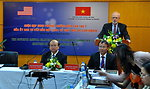 U.S. Ambassador David B. Shear at the Seventh U.S.-Vietnam Advisory Committee Meeting (JAC)