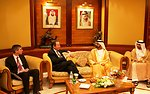 Deputy Secretary Nides and Consul General Waller Meet With the Ruler of Dubai