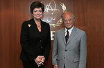 Under Secretary Tauscher Meets With IAEA Director General Amano