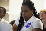 Middle School Students Participate in a Virtual Field Trip to Mars