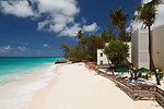Sea, beach and hotel