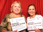I support a National HIV/AIDS Strategy and the Tucson, Arizona HIV Community. I support a National HIV/AIDS Strategy.