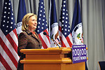 """Secretary Clinton Launches the """"100 Women Initiative: Empowering Women and Girls through International Exchanges'"""