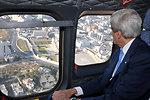 Secretary Kerry Prepares To Arrive in Ramallah