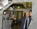 Ambassador Shapiro Visits the Kibbutz Sasa