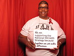 We are supporting the National HIV/AIDS Strategy because together we can make a difference.
