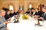 UNGA 2009: Secretary Clinton Meets With U.S.-Mexico High Level Group