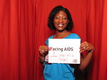 FACING AIDS 1 Step at a time!