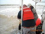 EPA Sediment Sampling Along the Gulf Coast