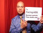 I'm FACING AIDS because someone I love needs care.