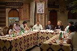 Secretary Clinton Spends Time With Azerbaijanis