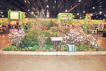 EPA's display at the Philadelphia Flower Show, 2014