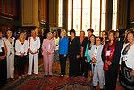 Secretary Clinton Meets With Uruguay Women Legislators