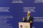 Secretary Kerry Delivers Remarks at the U.S.-China Energy Cooperation Meeting